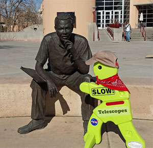 Timmy at UNM
